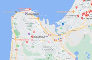 פרסום בגוגל מפות